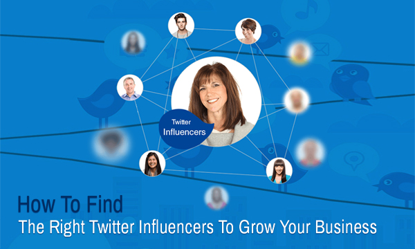 Find The Right Twitter Influencers
